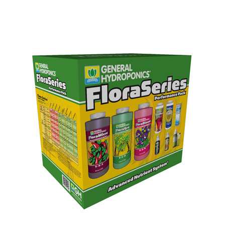 Flora Series Performance Pack