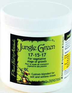 Jungle Green 17-15-17