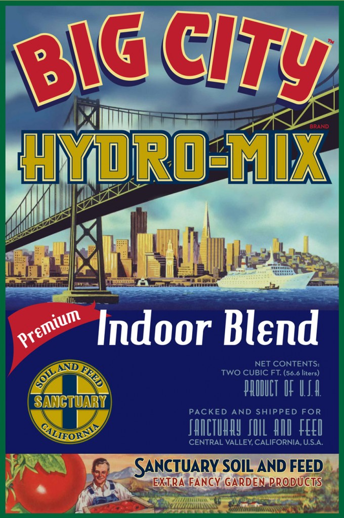 Big City Hydromix 2cf