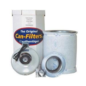 Can-Filter, Flange & Can-Fan Combos