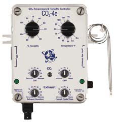 CO2-4e CO2 Temperature & Humidity Controller