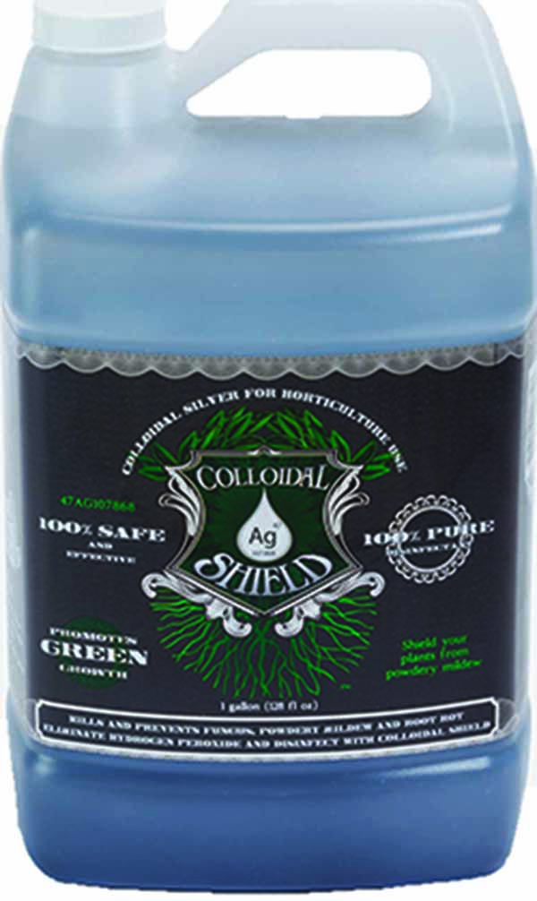 SNS Colloidal Silver Shield - Harvest Moon Hydroponics