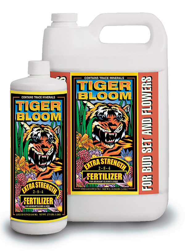 Tiger Bloom Liquid Plant Food (2-8-4)