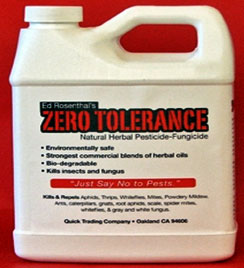 Ed Rosenthal's Zero Tolerance Herbal Pesticide-Fungicide