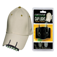 Green LED Caplight