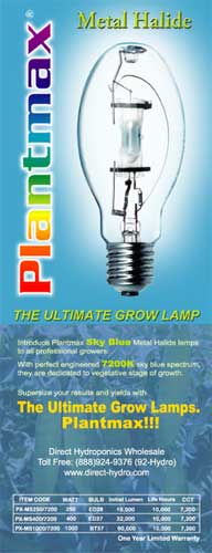 Plantmax SUPER Metal Halide
