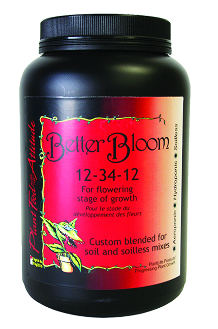 Better Bloom 12-34-12