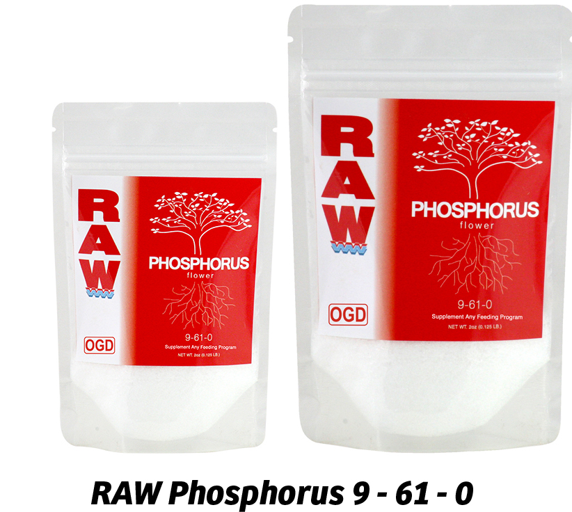 RAW Phosphorus 9 - 61 - 0