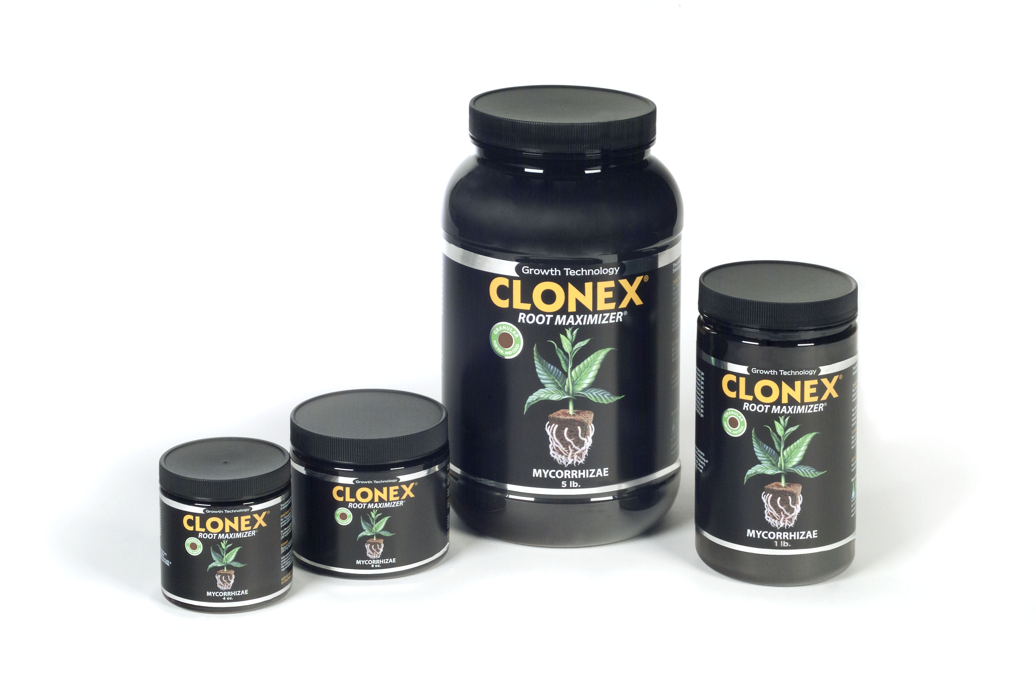 Clonex Root Maximizer - Granular/ for soil applications