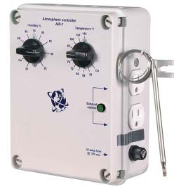 AIR-1 Temp & Humidity Controller