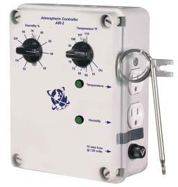 AIR-2 Independent Temp & Humidity Controller
