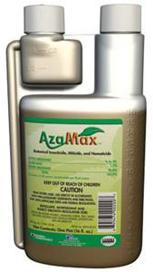 AzaMax Botanical Insecticide/ Miticide, and Nematicide