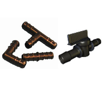 "1/2"" Barb Connectors"