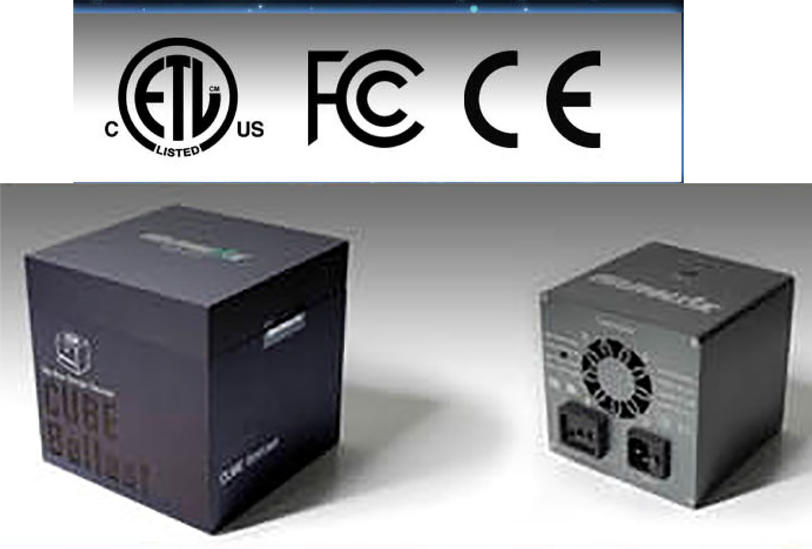 NanoLux Cube dimmable Electronic Ballast