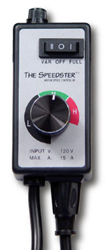 Speedster Fan Speed Control