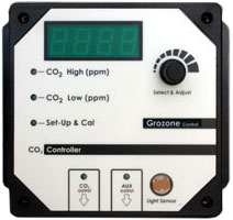CO2R: 0-5000 ppm CO2 Controller