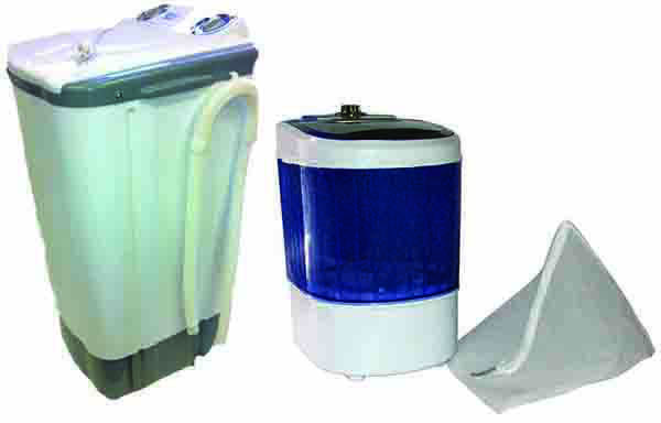 5 & 20 Gallon Electric Extraction Washing Machine