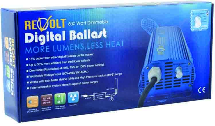 ReVolt Digital Dimming Ballast