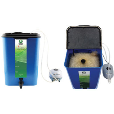 Flo-N -Brew Compost Tea Brewing System